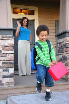 Child Back to School