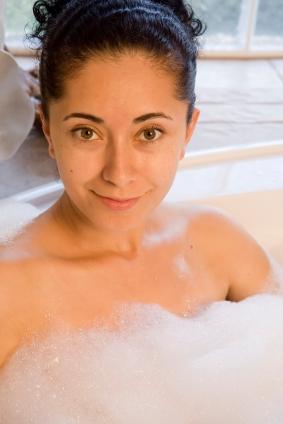 Health Benefits of a Warm Bath