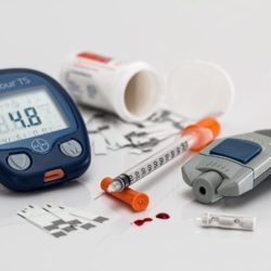 What are the types of diabetes?