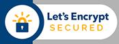 Let's Encrypt Secured Seal