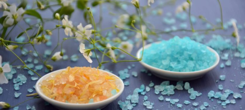 Too Little Salt Causes Problems Too