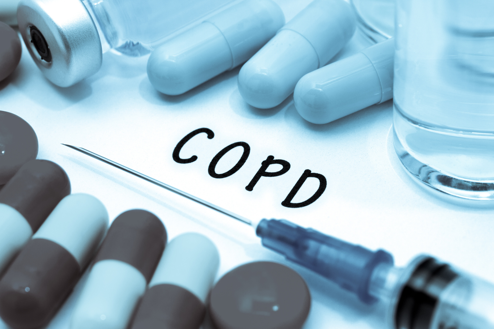 copd flare up