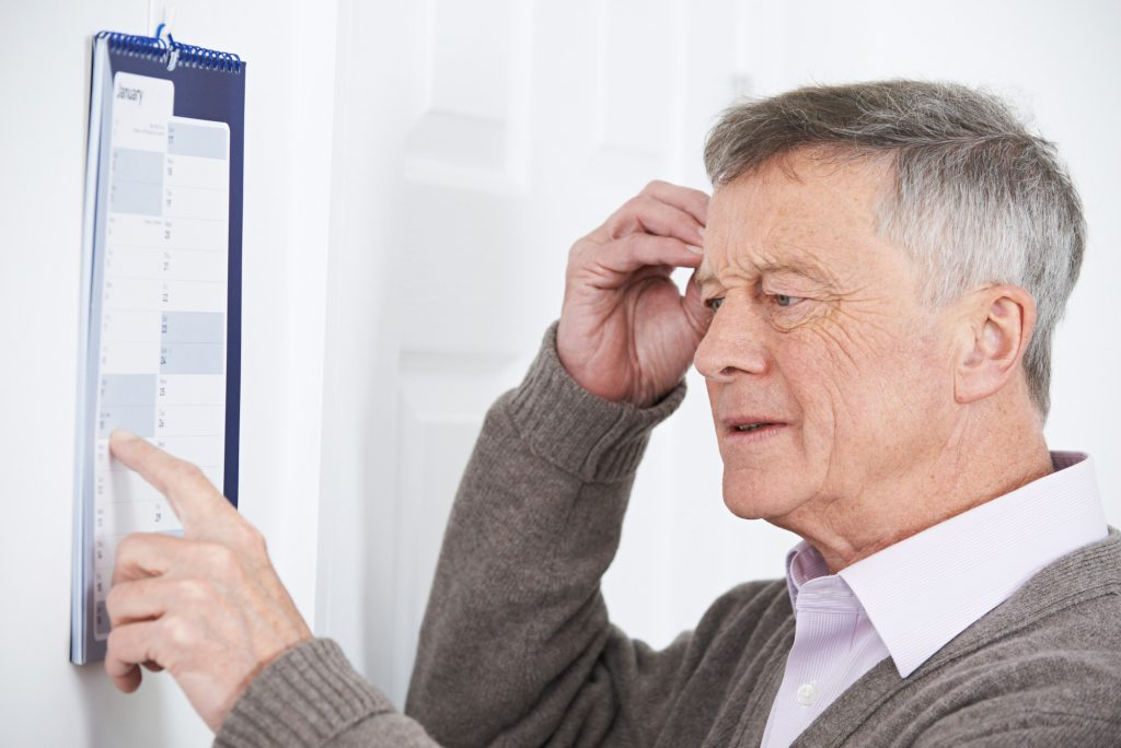 signs of alzheimer's