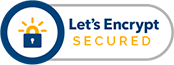 Let's Encrypt Secured Seal